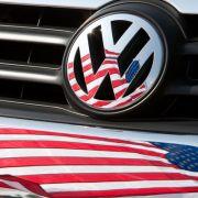 USA verklagen VW auf bis zu 90 Milliarden (Foto)