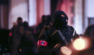 Der Terror hält Belgien immer noch in Atem. (Foto)
