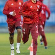Trainingslager und Testspiele: Hier finden Sie die Bundesliga-Stars im Winter (Foto)