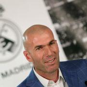 "Zinedine Zidane will ""alles gewinnen"" (Foto)"