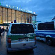 Angela Merkel verlangt hartes Vorgehen gegen Sex-Täter (Foto)