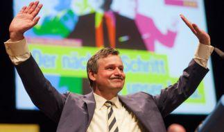 Hans-Ulrich Rülke, FDP-Spitzenkandidat für die Landtagswahl Baden-Württemberg 2016. (Foto)