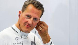 Michael Schumachers Gesundheitszustand ist weiterhin ungewiss. (Foto)