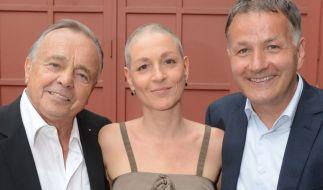 Hendrikje Fitz kämpft gegen den Krebs. (Foto)
