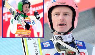 Wer siegt im Finale der Vierschanzentournee: Prevc oder Freund? (Foto)