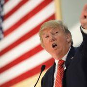 Einreiseverbot für Donald Trump? (Foto)