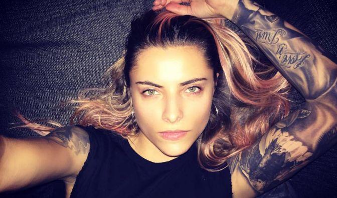 Sophia Thomalla steht auf Tattoos.