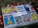 """Trauriger Jahrestag: Am 7. Januar 2015 erschossen zwei islamistische Brüder 11 Mitarbeiter der Satirezeitschrift """"Charlie Hebdo"""". (Foto)"""