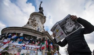 """Am 7. Januar 2016 jährt sich der Terror-Anschlag auf das Satire-Magazin """"Charlie Hebdo"""" zum ersten Mal. Das Magazin bringt zu diesem Anlass eine Sonderausgabe heraus. (Foto)"""