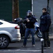 Schüsse in Paris! Ein Mann wurde getötet (Foto)