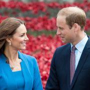 Royale Gerüchte - Kate und William sollen bereits Baby Nummer 3 erwarten (Foto)