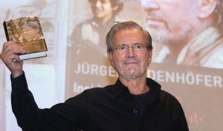 """Jürgen Todenhöfer bei Vorstellung seines Buches """"Inside IS"""". (Foto)"""