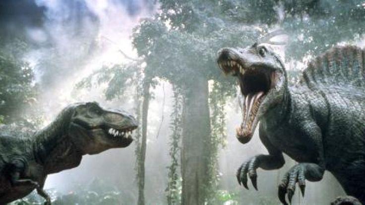 """Am Freitag zeigt RTL2 den Film-Klassiker """"Jurassic Park Vergessene Welt"""" (Foto)"""