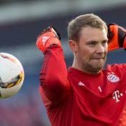 Bayern-Gigant Neuer holt sein eigenes Triple (Foto)