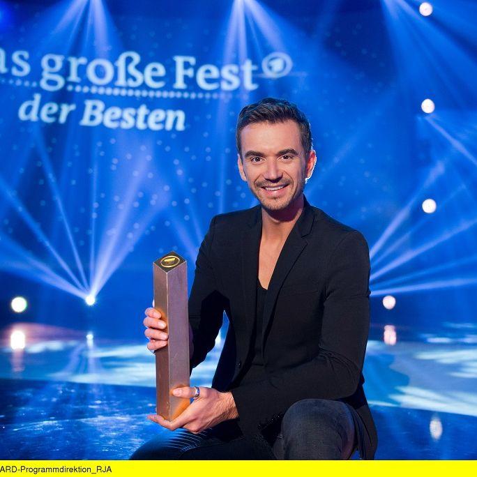 Florian Silbereisen und Helene Fischer musizieren mit den Stars des Jahres (Foto)