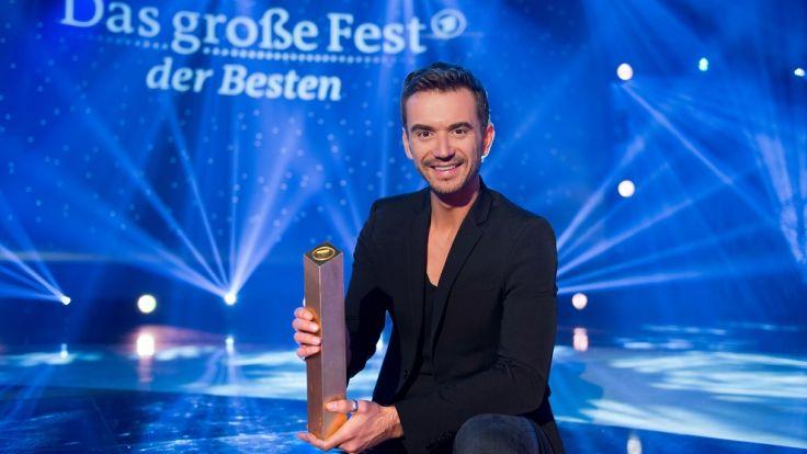 Florian Silbereisen präsentiert die Stars des Jahres. Wen wird der Showmaster mit der Eins der Besten auszeichnen? (Foto)