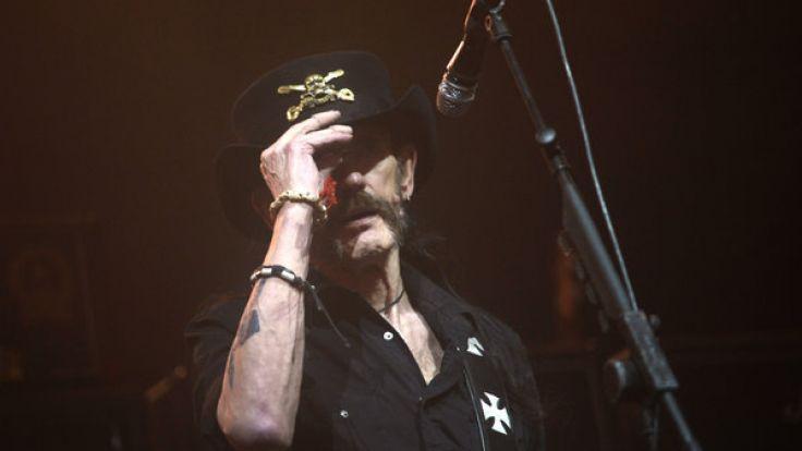Am Samstag den 9. Januar nehmen nicht nur Freunde und Familie, sondern Rockfans in aller Welt Abschied von Motörhead-Frontmann Lemmy Kilmister. (Foto)