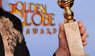 In der Nacht zu Montag, 11.01.2016, wurden in Los Angeles die Golden Globes verliehen. (Foto)