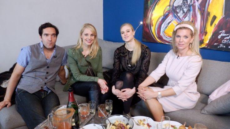Neue Ausgabe der Promi Shopping Queen mit Thomas Held, Silvia Schneider, Larissa Marolt und Maja von Hohenzollern. (Foto)