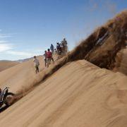 12. Gesamtsieg für Peterhansel bei Rallye Dakar (Foto)