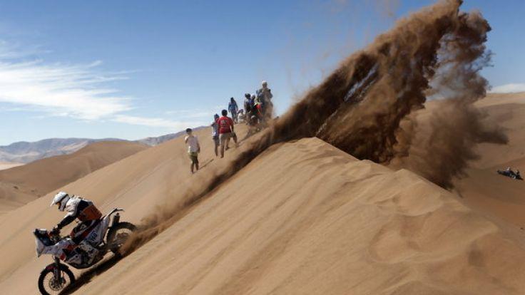 Der Sieger der diesjährigen Rallye Dakar ist gefunden. (Foto)