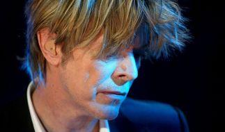 Im Alter von 69 Jahren starb David Bowie an Krebs. (Foto)