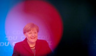 Angela Merkel fällt bei ausländischen Medien in Ungnade. (Foto)