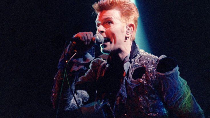 David Bowie starb aufgrund einer Krebserkrankung im Alter von 69 Jahren. (Foto)