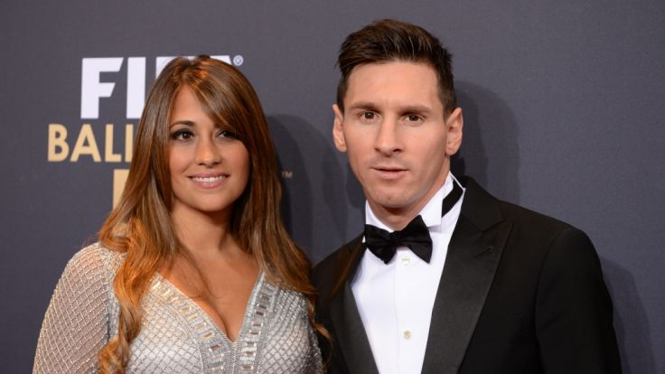 Messi schlägt CR7 und Neymar bei der Wahl zum Weltfußballer. (Foto)