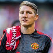 Bastian Schweinsteiger fällt vorerst bei Manchester United aus (Foto)