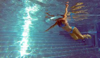 Minderjährige wurden im Schwimmbad sexuell belästigt (Symbolfoto). (Foto)