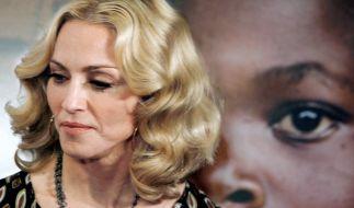 US-Sängerin Madonna hat es derzeit nicht leicht mit ihrem Sohn. (Foto)