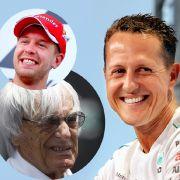 Vermögen in der Schweiz! So reich sind Formel-1-Stars (Foto)