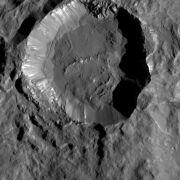 """Raumsonde """"Dawn"""" findet Wasser auf Zwergplanet Ceres (Foto)"""