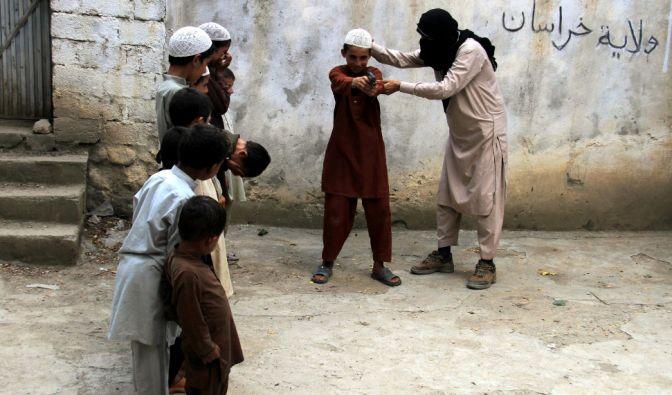 IS-Kindersoldaten