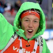 Freund, Erfolge, Vorbilder: So lebt die deutsche Biathlon-Hoffnung (Foto)