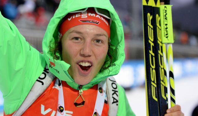 Laura Dahlmeier privat