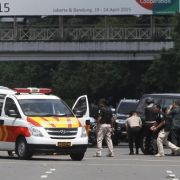 Mindestens 7 Tote nach Terroranschlag - Bewaffnete auf der Flucht (Foto)
