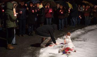 Die Bewohner von Oberauchrach trauern um die elfjährige Janina. (Foto)