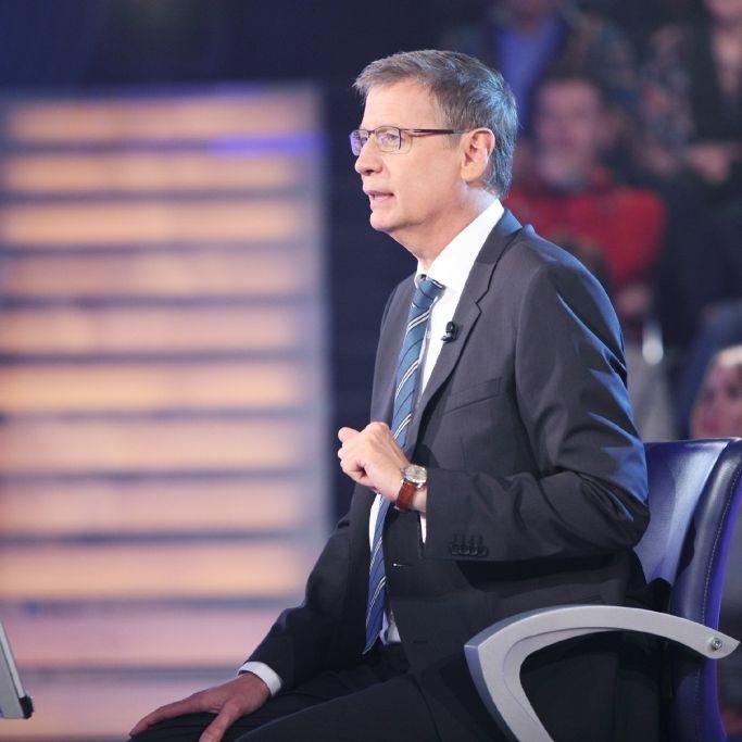 Wen veräppelte Günther Jauch? Sehen Sie die Wiederholung bei RTL Now (Foto)