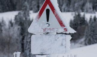 """Tief """"Emma"""" bringt den Winter nach Deutschland. (Foto)"""