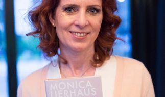 """Monica Lierhaus beschreibt in ihrem Buch """"Immer noch ich"""", wie die schwere Krankheit ihr Leben verändert hat. (Foto)"""