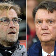 Elektrisierend! Das Duell gegen Manchester United (Foto)