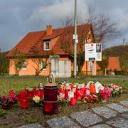 Nach dem Geständnis: Polizei sucht nach Spuren (Foto)