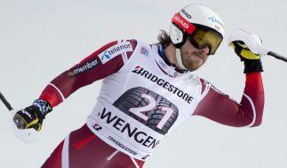 Norweger Kjetil Jansrud war in Wengen bereits am Freitag in der Superkombination siegreich. (Foto)