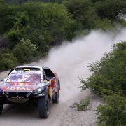 Peterhansel gewinnt die Dakar und krönt sich zum Rekordsieger (Foto)