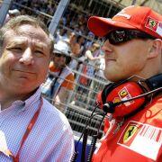 Darum geht das Schumi-Schicksal FIA-Präsident Jean Todt so nah (Foto)
