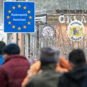 Was passiert, wenn Deutschland die Grenze schließt? (Foto)