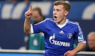 Max Meyer heiß begehrt! Mehrere Top-Clubs sollen an dem Schalke-Juwel interessiert sein. (Foto)