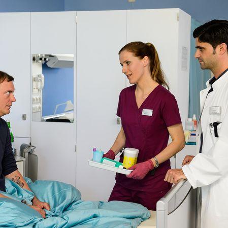 """""""Bettys Diagnose"""": Kann ihr Dr. Behring verzeihen? (Foto)"""